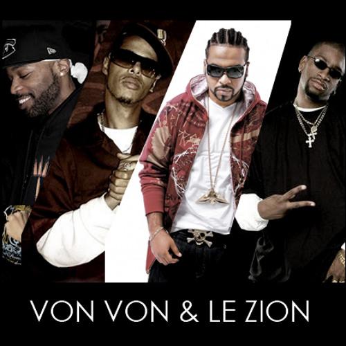 Yvon Krevé feat. Imposs, Narra & Le Voyou  - Von Von & Le Zion