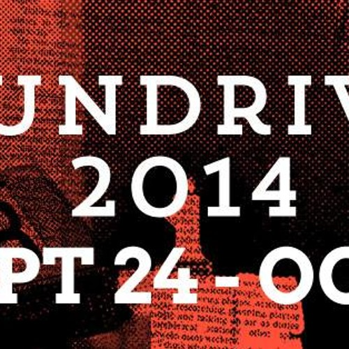 Field Tracker #105 - Fundrive 2014; September 28, 2014
