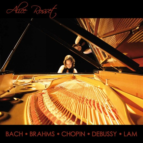 Bach Partita n°2 Allemande (extrait)