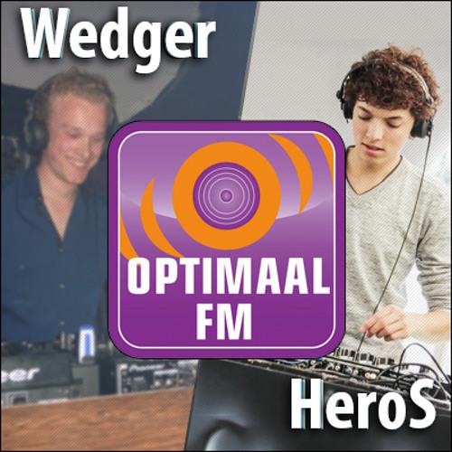 HeroS @ OFM Dance (Optimaal FM: 22-11 -2014)