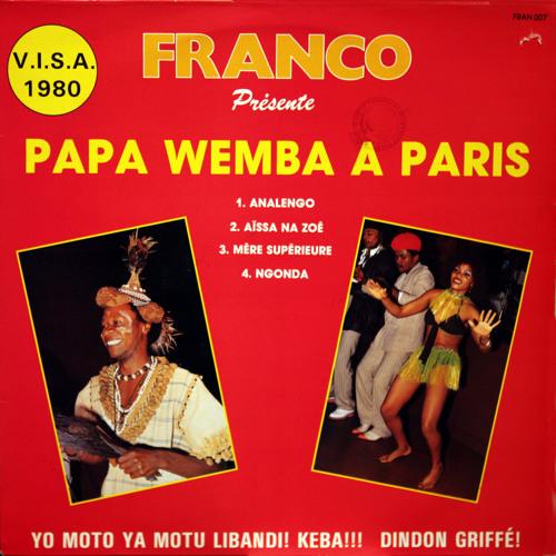 """Papa Wemba: """"Analengo"""""""