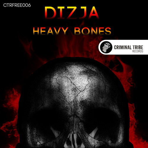 Dizja - Heavy Bones LP [23.11.2014 CTRFREE006]