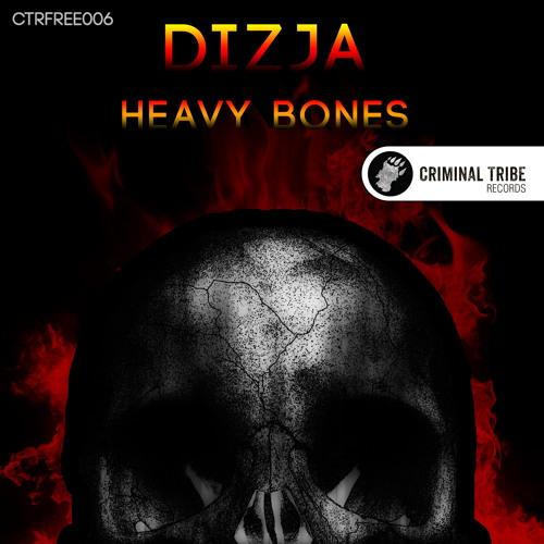 Dizja - Heavy Bones (LP) 2014