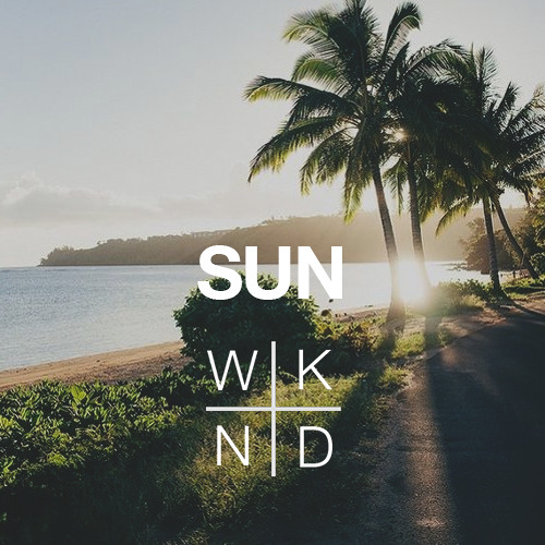 Two Door Cinema Club x SAINT WKND - SUN