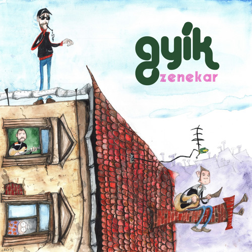 Gyík zenekar (LP)