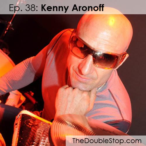 Ep. 38: Kenny Aronoff (John Mellencamp, John Fogerty)
