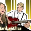 No Place I'd Rather Be (Acoustic Cover - Cassa Lio) Back to the Basics-Marika&Elias