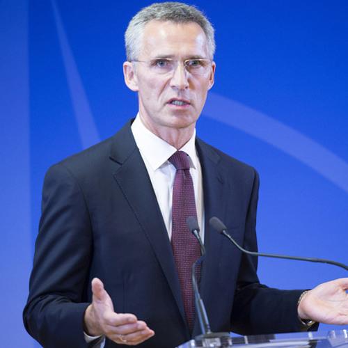 Stoltenberg PA NAVO