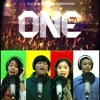 Juara 1 Lomba Cover Lagu BejanaMU - JPCC Worship One by The One [UNITED PROJECT]