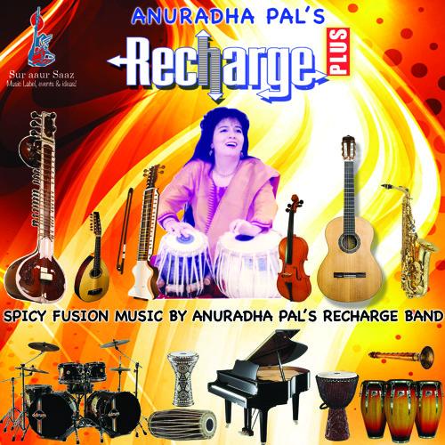Anuradha Pal's Recharge Plus
