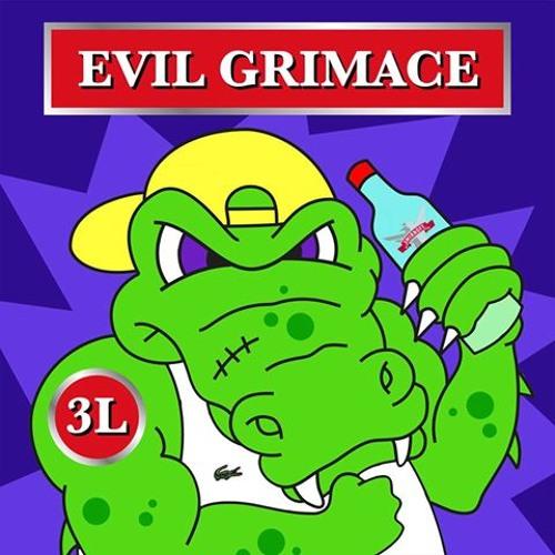 EVIL GRIMACE - 3 Litres