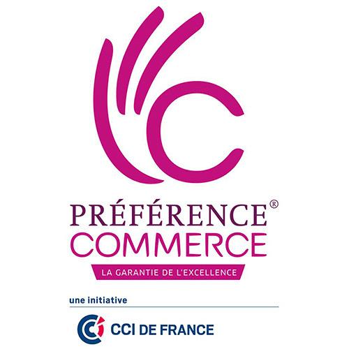 Spot radio Préférence Commerce - CCI de France