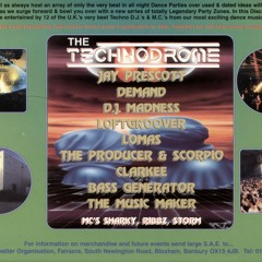 PRODUCER B2B SCORPIO-HELTER SKELTER - THE DISCOVERY 1996 (TECHNODROME) SIDE A