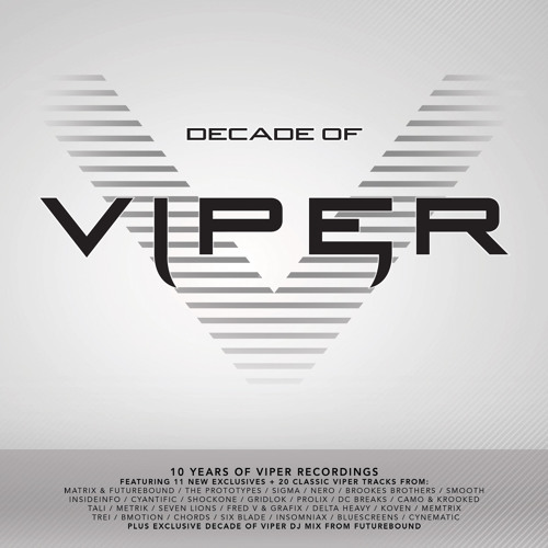 Page 1   Viper Recordings Decade of Viper Album Minimix [#DnB #DrumAndBass #DrumNBass]. Topic published by Trony in Releases (Music Floor).