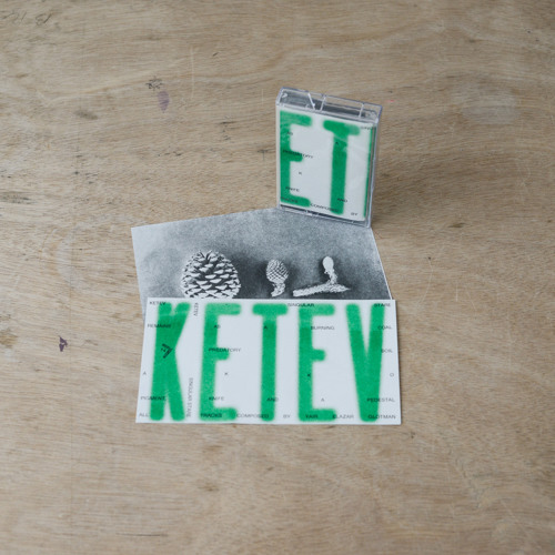 Ketev - Pigment, Knife and a Pedestal