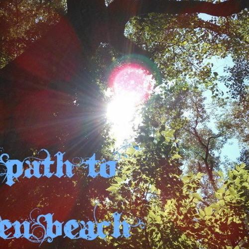 The Path To Hidden Beach