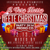 A Very Merry iFete Christmas Party 2K14 Promo CD (Soca) - iFete Alex