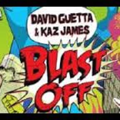 David Guetta Ft Kaz James Blast Off Put Your Hands Up Yanca Domstac By Yanca Bolot