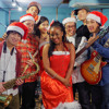 Monique&Haruka Reggae- Jazz Christmas- Santa Baby & The Christmas song