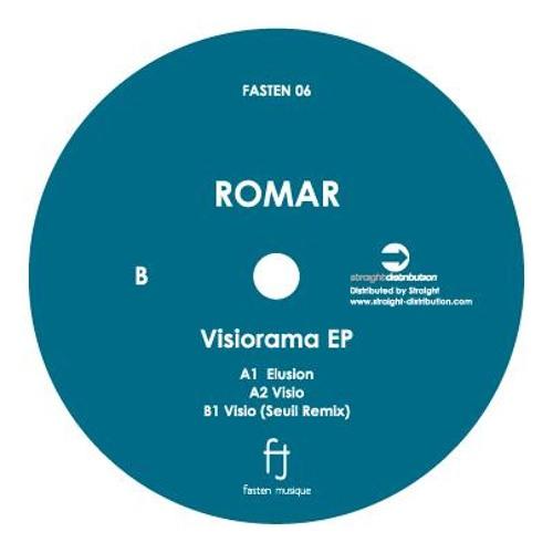 Romar - Elusion (FASTEN06) Preview