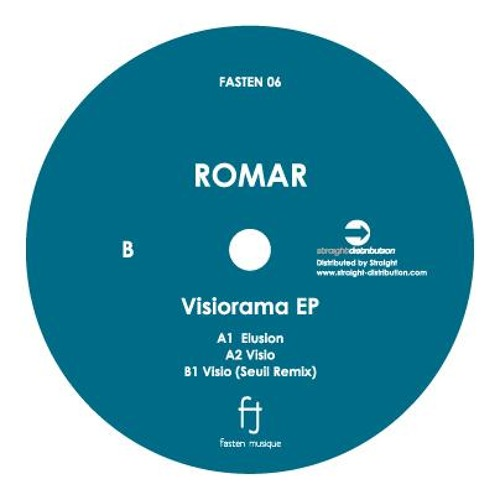 Romar - Visio(Seuil Remix) Preview