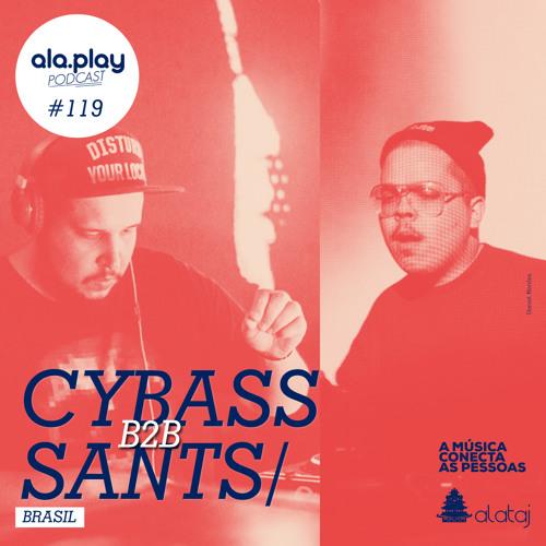 #119 @ Cybass b2b Sants (BRA)