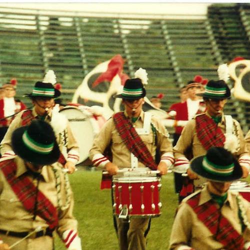 27th Lancers 1983 - Judge Len Carey - Port Huron