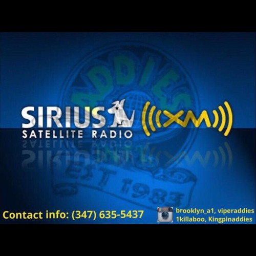 King Addies SiriusXM The Joint - Dancehall Saturday Night