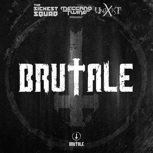 BRU 001 - VV.AA. - Brutale