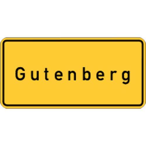 Gil Jogging - Calme Gutenberg