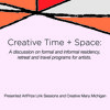Creative Time + Space audio archive