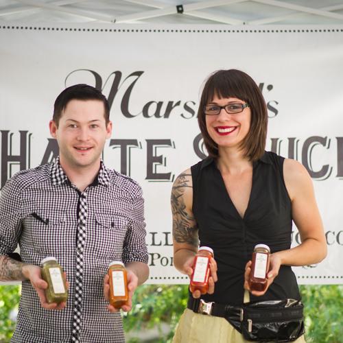 #39 Marshall's Haute Sauce