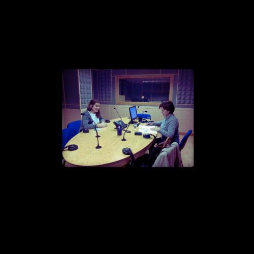 Entrevista Sara Esteves (Palmier) programa Usanças  dia 22 Nov 2014
