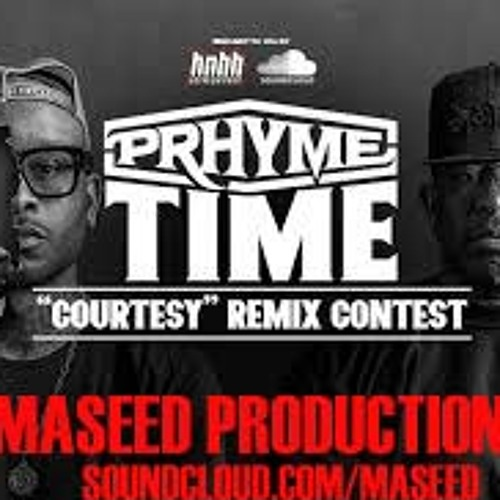 Prhyme - Courtesy Remix By Maseed Prod.