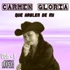 02. CARMEN GLORIA - LA CARA BONITA Portada del disco