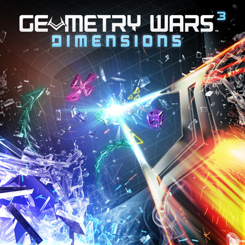 Geometry Wars 3: Dimensions Official Soundtrack