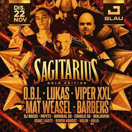 Barbers@Sagitarius Gold Edition - Blau Club - Girona, Spain 22.11.2014
