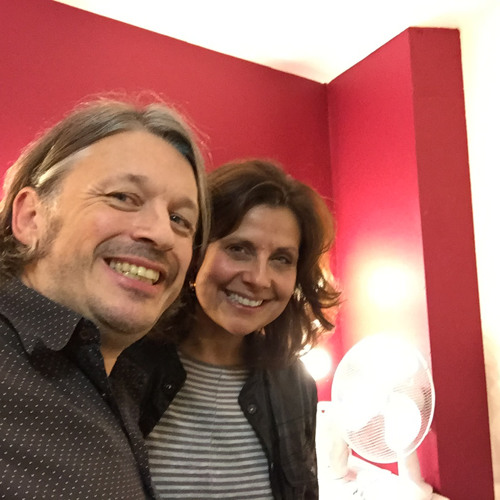 Richard Herring's Leicester Square Theatre Podcast - Episode 53 - Rebecca Front