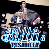 Eddie Revilla Grupo Pesadilla - La Cumbia Del Acordeon 2014 Portada del disco