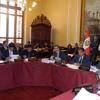 Declaraciones del Ministro de Economía, Alonso Segura , en el Parlamento Nacional Portada del disco