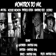 Patrick Horla,Sandrão (RZO),MV Bill,Nocivo Shomon,Chorão (CBJR) - Monstros do Mic