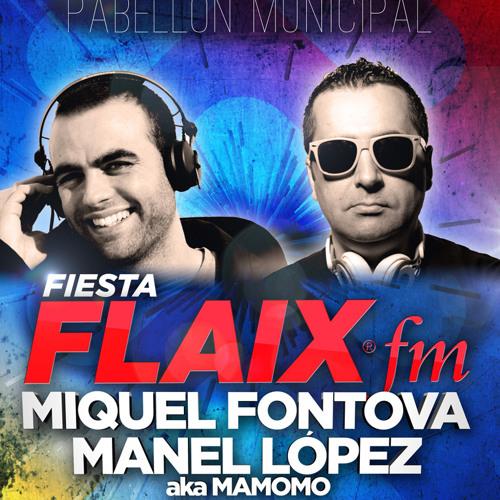 FIESTA FLAIX FM - ➏ DICIEMBRE 2014 - TAMARITE DE LITERA - MIQUEL FONTOVA & MANEL LÓPEZ