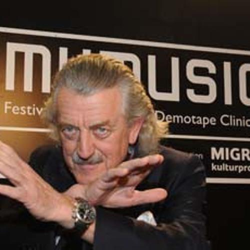 Dieter Meier: Exklusives Interview auf dem m4music-Festival 2013