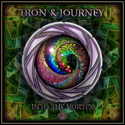 TRON & JOURNEY 'Into The Vortex' EP (Free-Spirit Records)