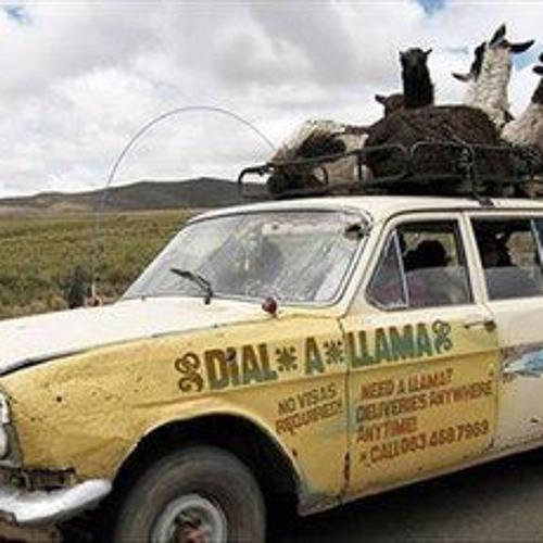 Pete le Freq's Dial Llama for Funk Show Thu Nov 27 2014