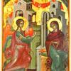 Orthodox Serbian Byzantine Medieval chant Gabriel from Heaven (live)