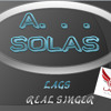 ''A Solas ..''  LAGS Real Singer