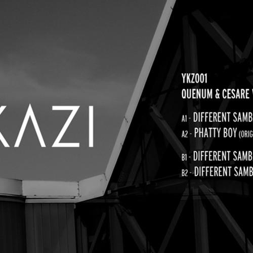 [YKZ001] QUENUM & CESARE & DISORDER – Different Samba