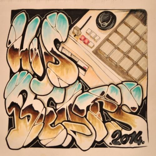 Roy Kable - Grind Em Hard (prod. RIXX)