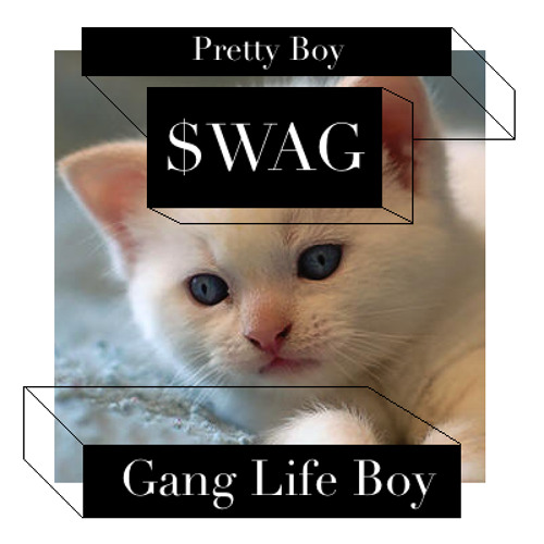 80c9b5e775d Pretty Boy Swag - GLB Remix by Gang Life Boy